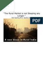 6. Rural Marketing
