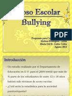 Acoso Escolar o Bullying_Propuesta