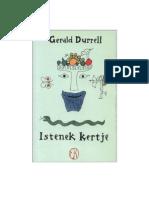 52434767 Gerald Durrell Istenek Kertje