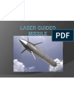 Laser Guided Missile