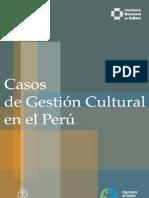 Gestion Cultural Peru Casos