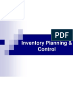 OPM WK 7 Inventory Planning & Control (1)