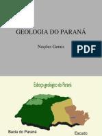 Geologia Do Pr
