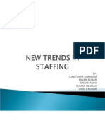 New Trends in Staffing