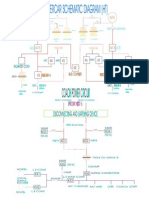 Indian railway LHB coach diagram  Powercar Schematic Diagram(Ht)