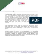 Indicus Analytics Profile