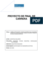 Proyecto Final Carrera Javier Rojo Gallardo Febrero 2009