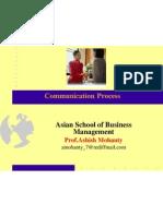Process & Types of Communication