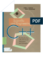 Scientific and Engineering C++