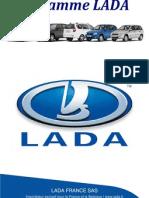 Brochure Lada