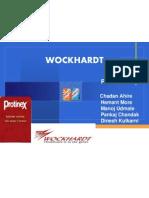 WOCKHARDT DISTRIBUTION CHANNEL