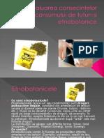 Evaluarea Consecintelor Consumului de Tutun Si Etnobotanice