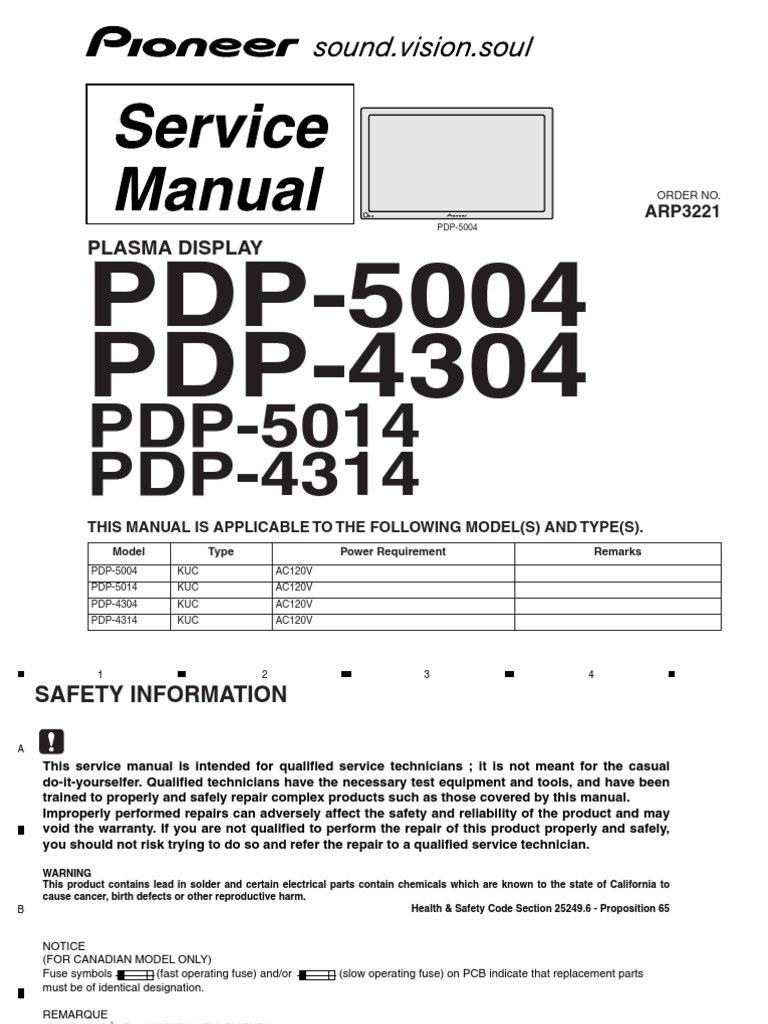 Dovetail template plate d3159 - Pioneer Pdp 4304