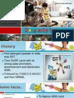 Surf Excel Ppt