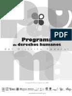 0 Indice IntroduccionDERECHOS HUMANOS