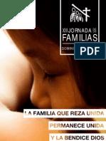 Material de la XIII Jornada de las Familias