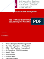 Feb 06 Steele Enterprise Risk Managementppt2004
