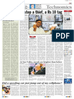 3G in Healthcare - A Dose of IT - 5 July 2010 - Page 12 - Kapil Khandelwal - EquNev Capital