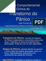 Análise Comportamental Clínica do transtorno do pânico