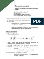aula_5 MECANISMO DE REAÇÃO ORGANICA