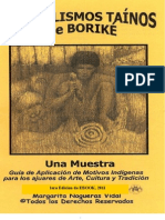 Simbolismos Tainos Booklet for PDF