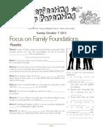 Parenting 4 Prov Handout 100712