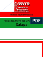 """Conferencia en """"Ciudad, Movilidad y Planeación"""" (Publicado en 2012)"""