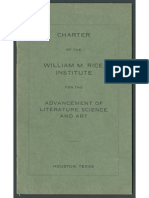 The Rice Public Domain Charter