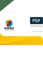 Framework - SAP Profitability Analysis V1