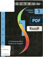 Libro Spectrum Student Book 1 part