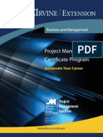 Project Mgmt Brochure