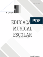 Salto para o futuro - Educação Musical Escolar
