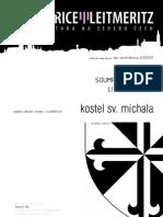 Zmizelé kostely - sv. Michal - H. Havlová