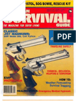 Amarican Survival Guide February 1989 Volume 11 Number 2
