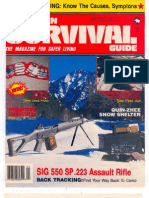 American Survival Guide April 1989 Volume 11 Number 4