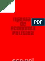 Manual Basico de Economia Politica (JCA)