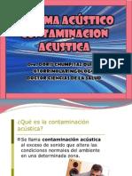 TRAUMA ACÚSTICO Y CONTAMINACION ACUSTICA