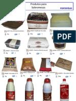 Produtos Para Sobremesas