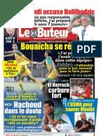 LE BUTEUR PDF du 07//10/2012