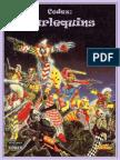 Codex Eldar Harlequins [Unofficial] 5th Edition