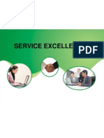 Excellence+Service