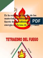 Capacitacion en Prevencion y Combate de Incendios