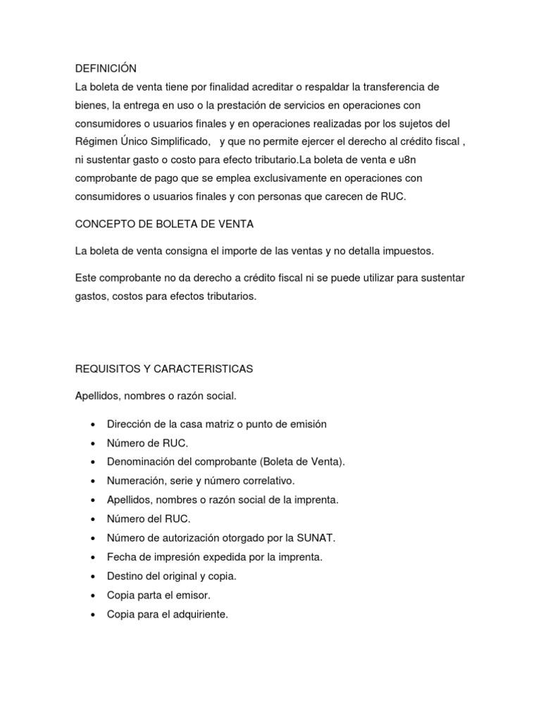 Lujoso Boleta De Venta De Boletos Resume Imágenes - Ejemplo De ...