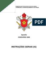 Apostila IG CFC