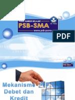Mekanisme Debet Dan Kredit (Oleh