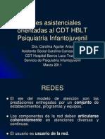 Redes Cdt Psiquiatria Infantil Barros Luco