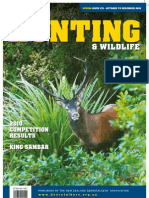 New Zealand Hunting & Wildlife | 170 - Spring 2010