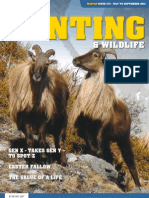 New Zealand Hunting & Wildlife | 173 - Winter 2011