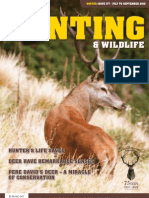 New Zealand Hunting & Wildlife | 177 - Winter 2012