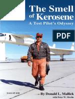 NASA Test Pilot Biography